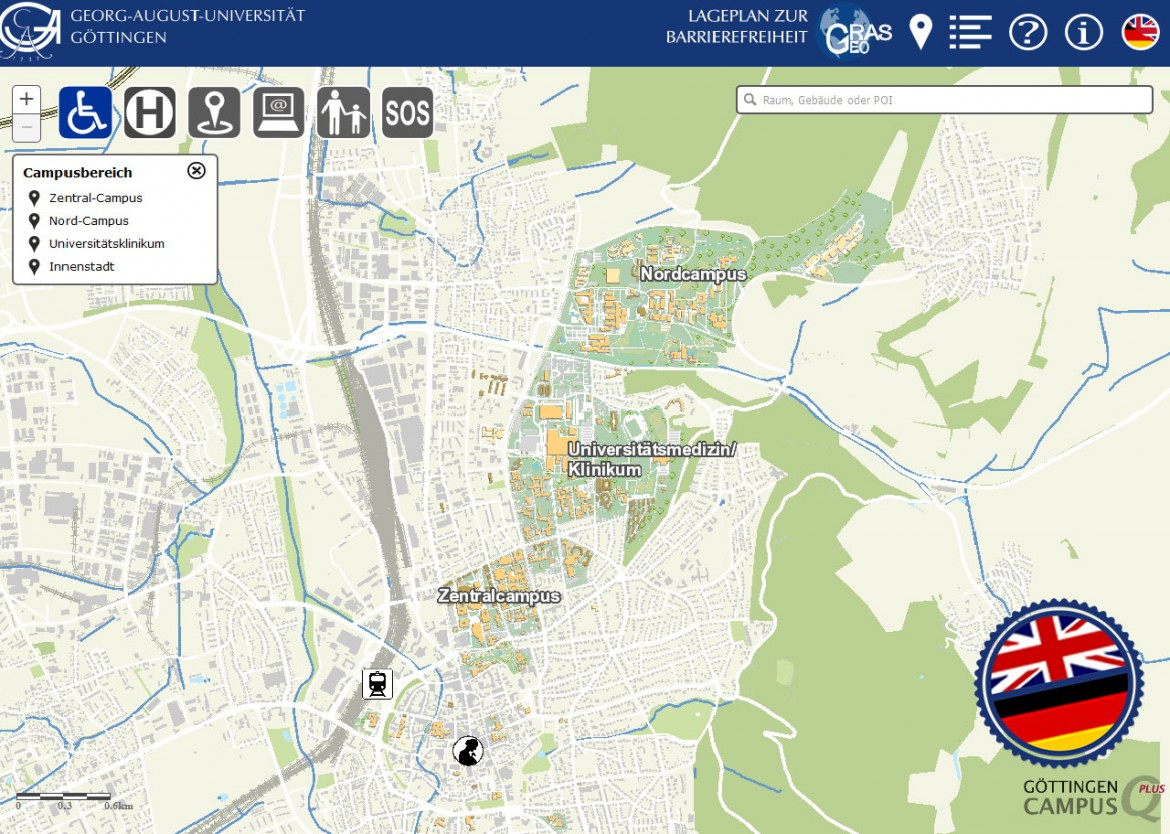 Do You Know The Campus Map Blug