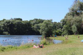 Chillen in der Provinz: Der Wendebach-Stausee bietet Natur und Erholung