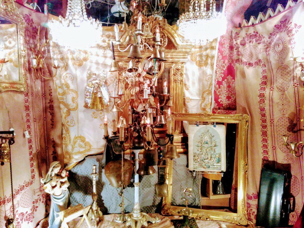 Schaufenster Antiquitätenshop