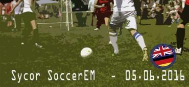 Sycor SoccerEM - 05.06.2016