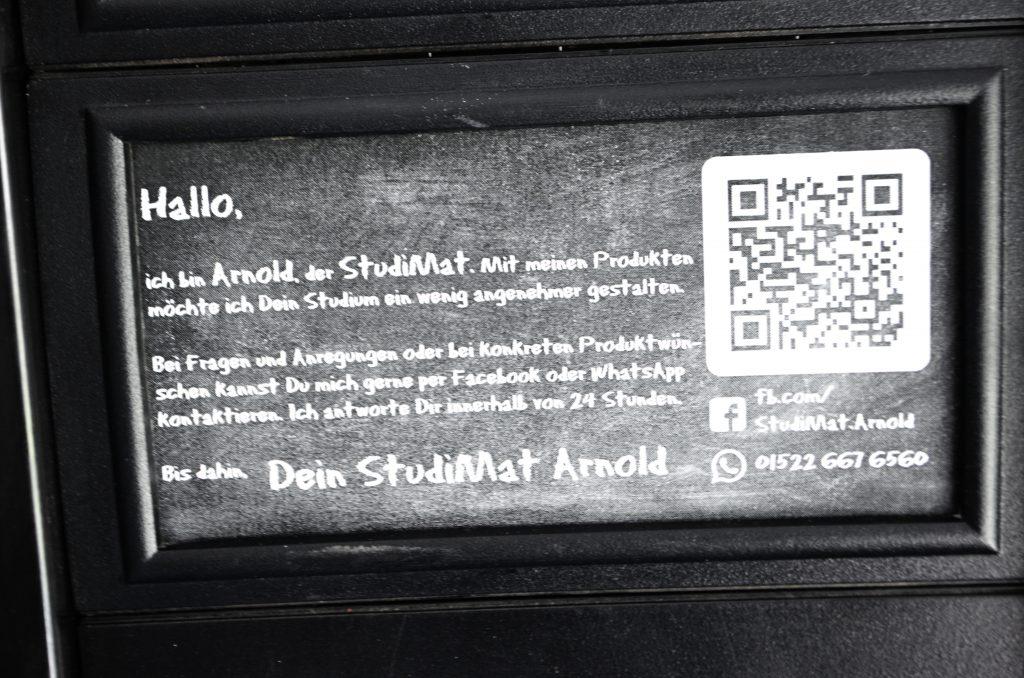 Arnold freut sich auf neue Produktwünsche